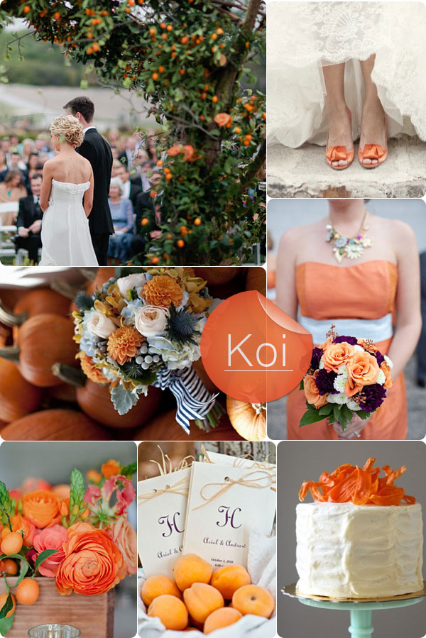Koi-Orange-Inspired-Fall-Wedding-Color-Trend