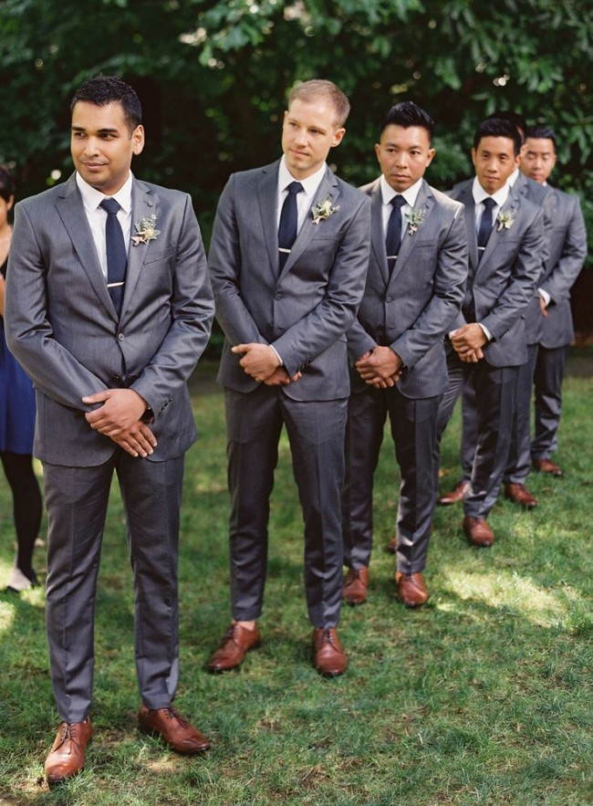 Wedding Fashion: Suits